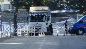 Çanakkale'de bir köy karantinaya alındı
