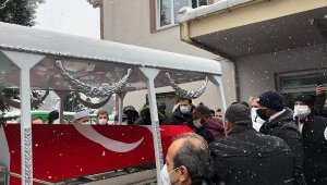 Kadir Topbaş'a veda