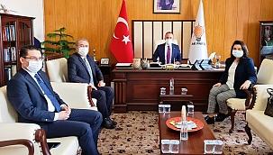 """TURAN: """"GESTAŞ ÇANAKKALE'MİZİN GURURLARINDAN BİRİ"""""""