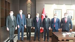 AK Parti Grup Başkanvekili ve Çanakkale Milletvekili Bülent Turan, Gelibolu'ya doğal gaz getirilmesi konusunda açıklamalarda bulundu.