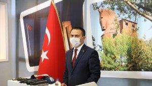Çanakkale Valisi Aktaş: Maske, mesafe ve hijyen kurallarına eksiksiz bir şekilde uymalıyız