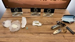 Çanakkale'de 1 ayda 42 uyuşturucu operasyonu yapıldı