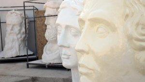 Çanakkale'den Güney Kore'ye heykel ihracatı