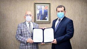 ÇOMÜ ile Balıkesir Büyükşehir Belediyesi arasında iş birliği protokolü imzalandı