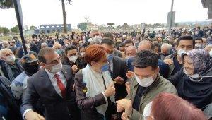 İYİ Parti Genel Başkanı Akşener, Çanakkale'de