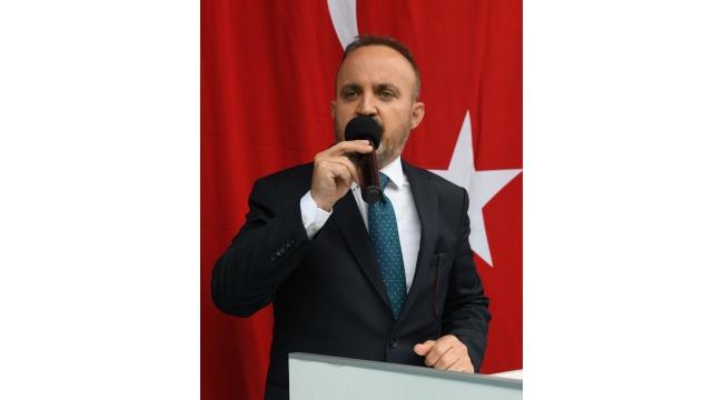 """""""KALKIM DAHA SAĞLIKLI SUYA KAVUŞUYOR"""""""