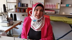 Kanseri yendi, eğitim hayatına başlayıp, Dünya Kadınlar Günü'nde iş yerini açtı