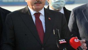 TBMM Başkanı Şentop: Parti kapatma, ilk defa karşılaşılan durum değil
