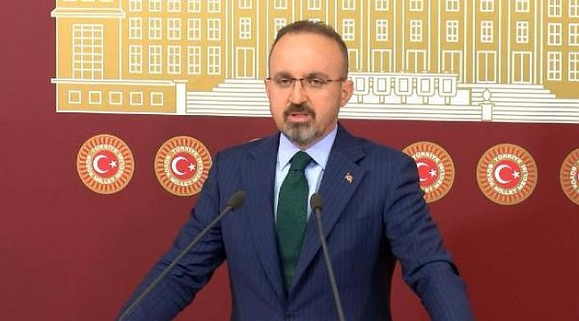 AK Parti'den, Türkiye ile Mısır arasında dostluk grubu oluşturulması teklifi