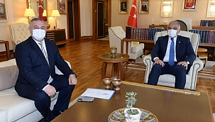 Başkan Oruçoğlu, Ankara'dan müjdeyi verdi: 500 kişiye iş istihdamı sağlanacak