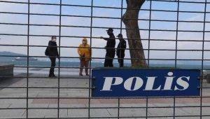 Vaka sayıları artan Çanakkale'de, sahiller ve parklar halka kapatıldı