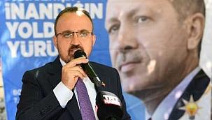 """AK Parti Grup Başkanvekili Bülent Turan, """"Dünya sussa biz susmayacağız"""""""