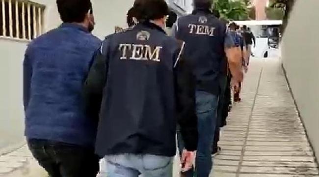 Balıkesir merkezli 17 ildeki FETÖ operasyonunda 6 tutuklama