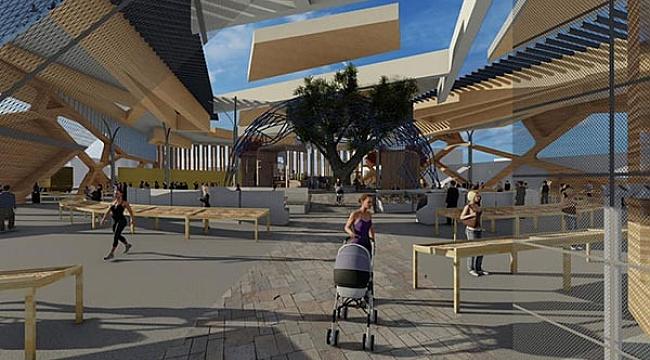 Geyikli kapalı pazar yeri projesi ihaleye çıkıyor