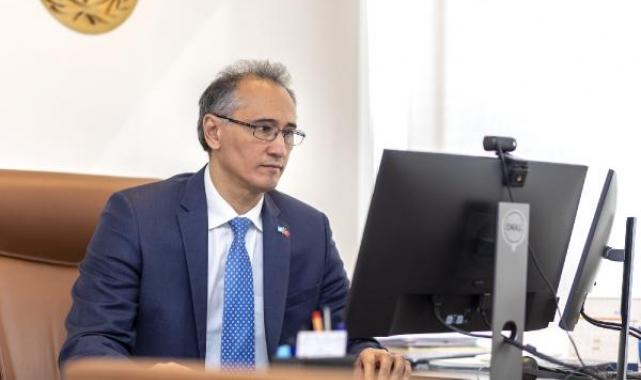 DSÖ Türkiye Temsilcisi Dr. Berdyklychev: Salgın ne zaman bitecek, şu an kimse söyleyemez