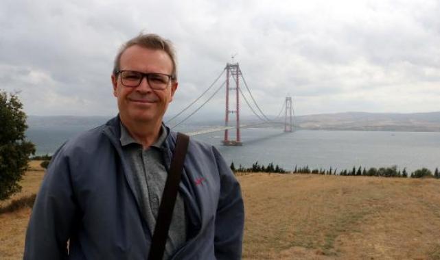 Çanakkale Boğazı'na,2 bin 500 yıl önce desavaş için köprü yapılmış