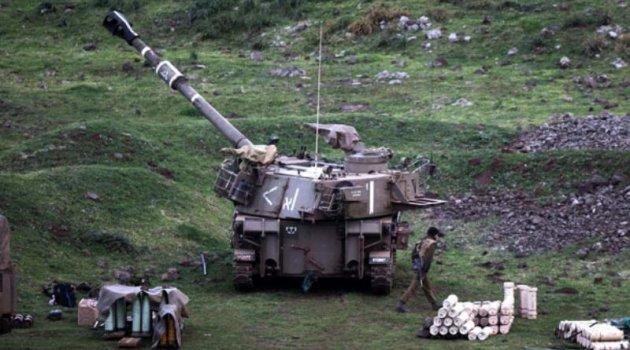 İsrail sınıra asker yığıyor