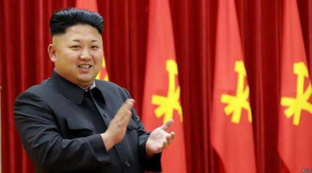 Kuzey Kore liderinden şok ziyaret