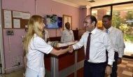 Başkan Edebali Belediye Personeli İle Bayramlaştı