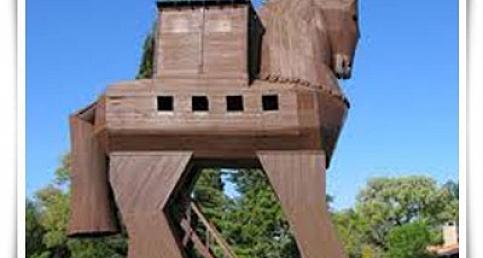 Troy Truva Atı Görünüm ÇANAKKALE