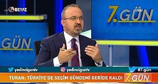 Çanakkale Milletvekili ve AK Parti Grup Başkan Vekili Bülent Turan, Pınar Işık Ardor'un sorularını yanıtladı