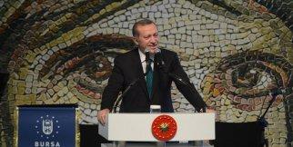 Cumhurbaşkanı Erdoğan (Büyük Roman) Ödül Töreni